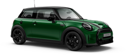 En british racing green iv Cooper S