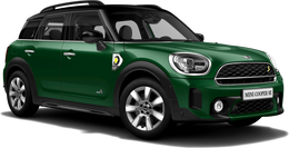 En p0c3b Cooper SE ALL4 Countryman