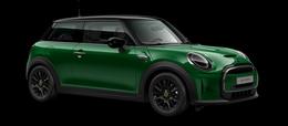 En british racing green iv Cooper SE
