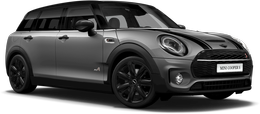 En moonwalk grey metallic Cooper S ALL4 Clubman