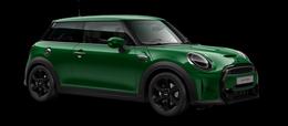 En british racing green iv Cooper S