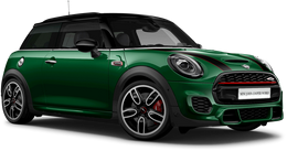 En british racing green iv John Cooper Works