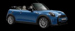 En island blue Cooper S Cabrio