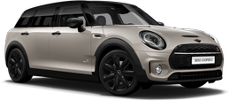 En rooftop grey Cooper S ALL4 Clubman