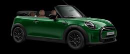 En british racing green iv Cooper Cabrio